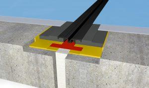 FloorBridge® Fugenprofil CPS 20/50