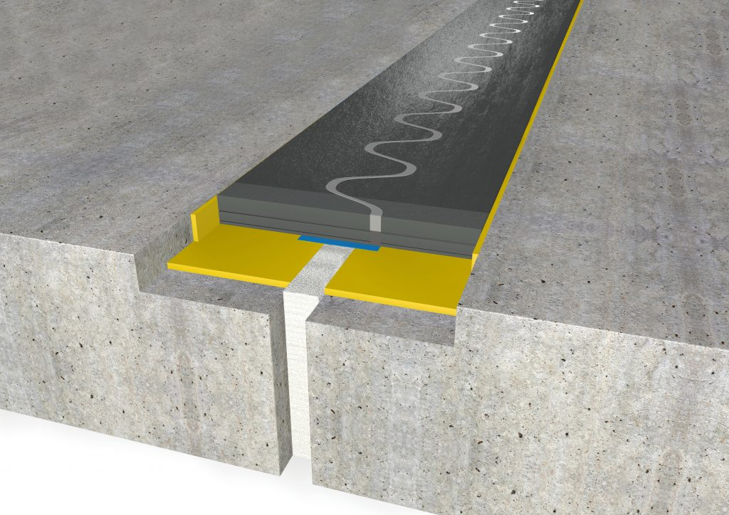 FloorBridge® Fugenprofil ST 30/30