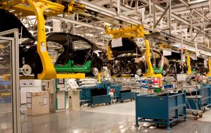 Autohersteller und Zulieferer