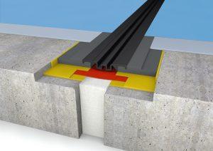FloorBridge® Fugenprofil CPS 20/80
